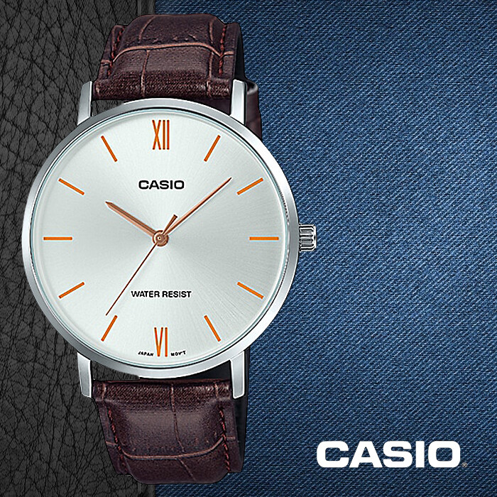Reloj analogico CASIO collection MTP-VT01L-7B