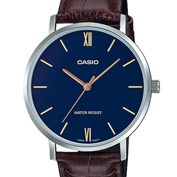 RELOJ Casio MTP-VT01L-2B reloj cuarzo para hombre