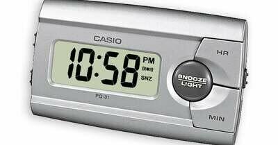 Reloj despertador Casio PQ-31-8EF