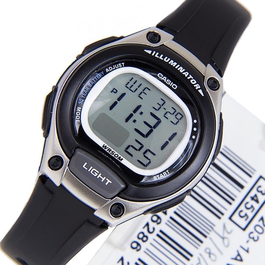 Reloj digital CASIO lw-203-1av mujer sport