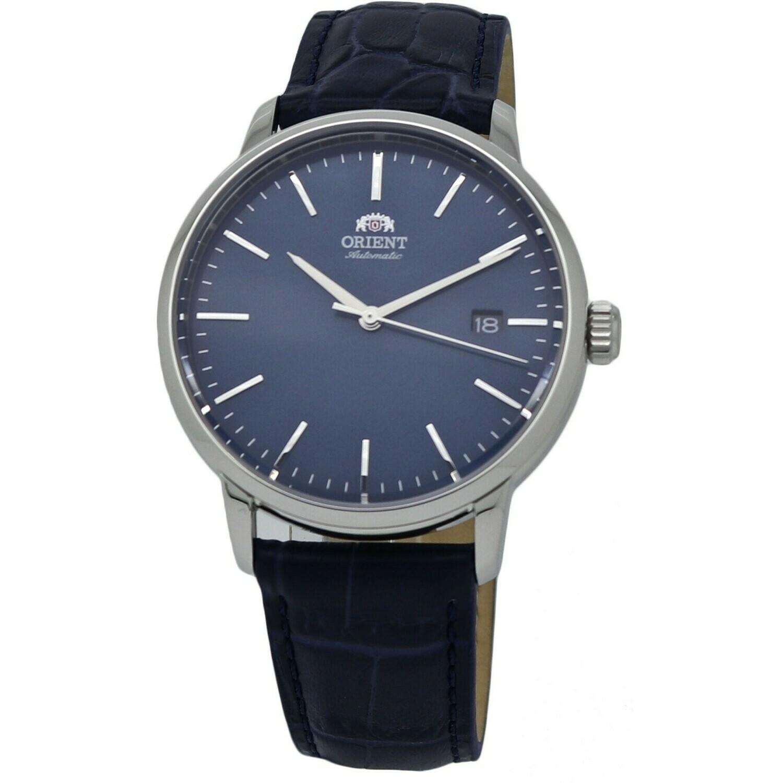 Reloj Automático Hombre Orient Sunray RA-AC0E04L correa cuero