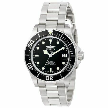 reloj hombre automático Invicta 8926OB PRO DIVER acero inoxidable