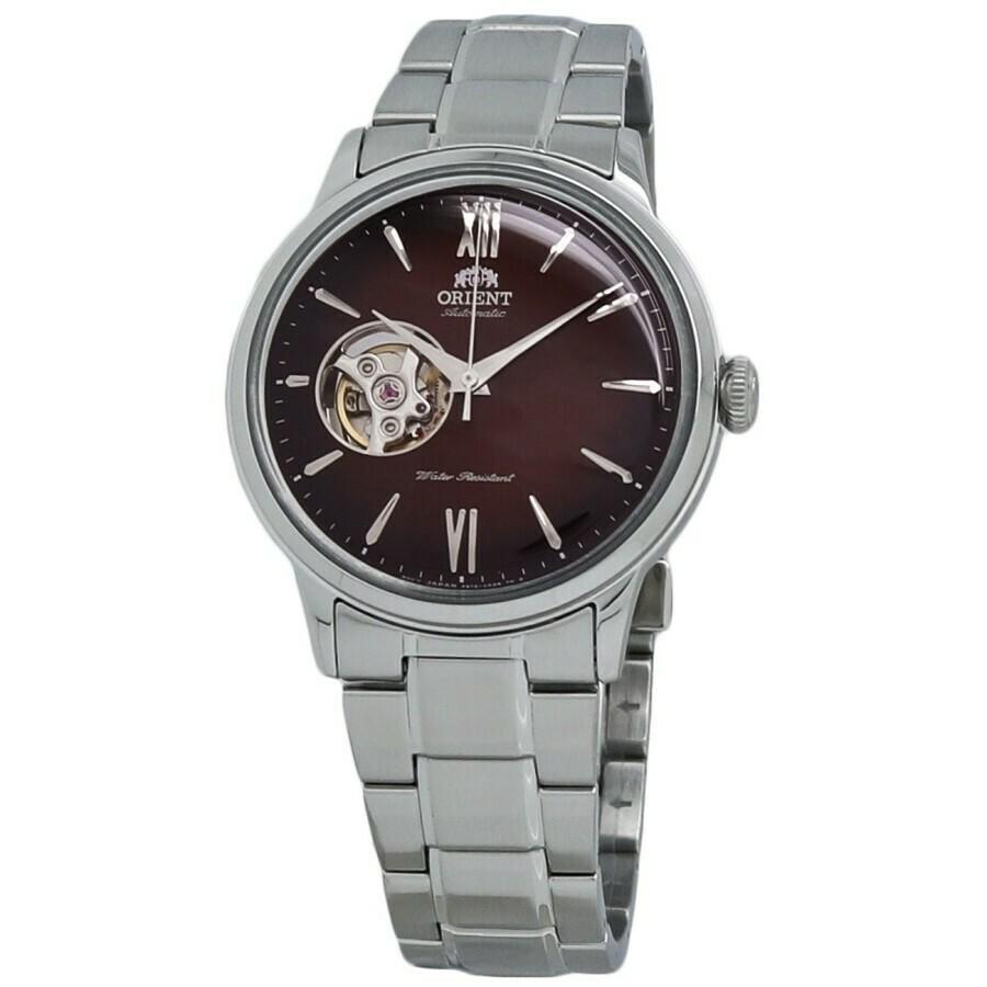 Reloj Automático Hombre Orient Helios Sport RA-AG0027Y acero dial ROJO