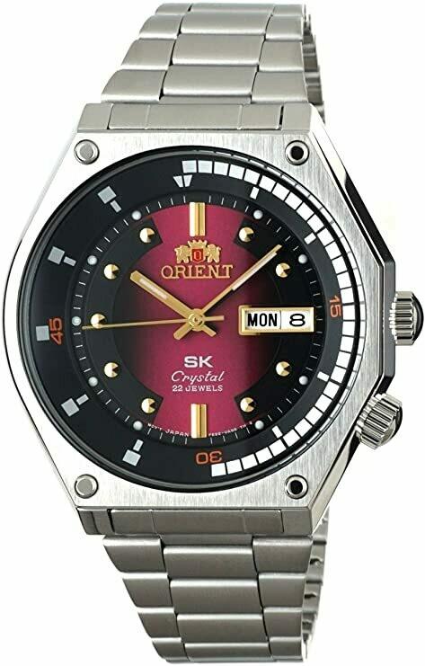 Reloj Buceo Hombre Automático Orient Retro Legend SK Divers RA-AA0B02R acero