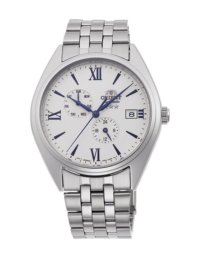 Reloj Automático Hombre Orient RA-AK0506S Altair Tristar Hand-winding correa acero
