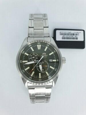 Reloj Automático Hombre Orient Defender RA-AK0402E correa acero 42.4mm