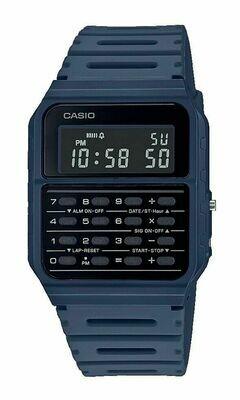 Reloj Casio Calculadora CA-53WF-2B azul