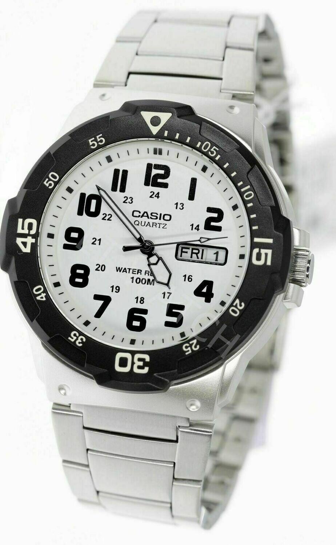 Reloj deportivo hombre Casio MRW-200HD-7BV correa acero