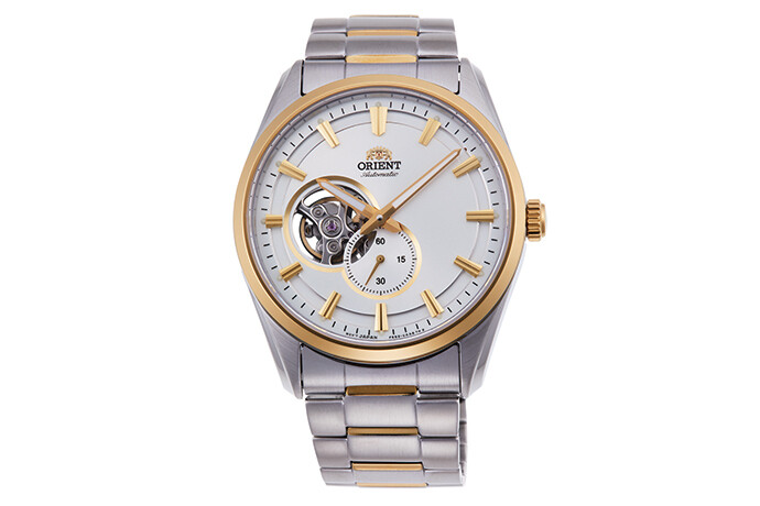 Reloj Automático Hombre Orient Contemporary RA-AR0001S correa acero