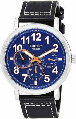 Reloj de pulsera para hombre Casio MTP-E309L-2B1