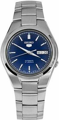 Reloj Automático Hombre Seiko 5 SNK603K1 dial azul acero 38mm