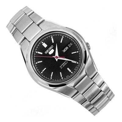 Reloj Automático Hombre Seiko  5 SNK607K1 dial negro acero