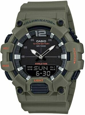 Reloj Casio HDC-700-3A2 Original analogico y digital
