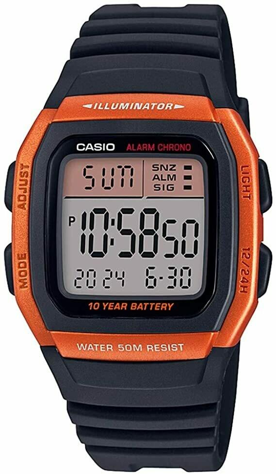 Reloj Casio digital W-96h-4a2 digital sport