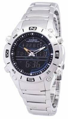 Reloj Casio Analógico Digital pesca AMW-703D-1AV hombres