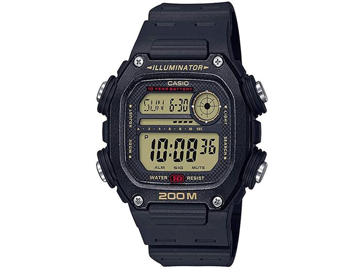Reloj para hombre Casio DW-291H-9AV Quartz 200M