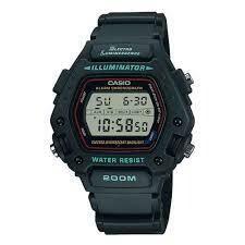 Reloj Casio DW-290-1VS retro digital Crono Alarma 200m