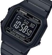 Reloj RETRO CASIO digital B650WB-1B UNISEX