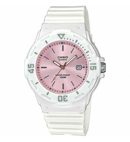Reloj CASIO mujer analogico LRW-200H-4E3