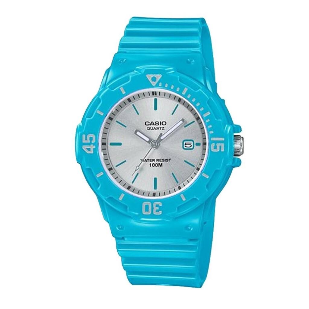Reloj Casio analogico LRW-200H-2E3 reloj cuarzo para mujer