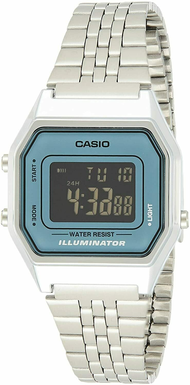 RELOJ Casio Smart Watch retro azul LA-680WA-2B CASIO
