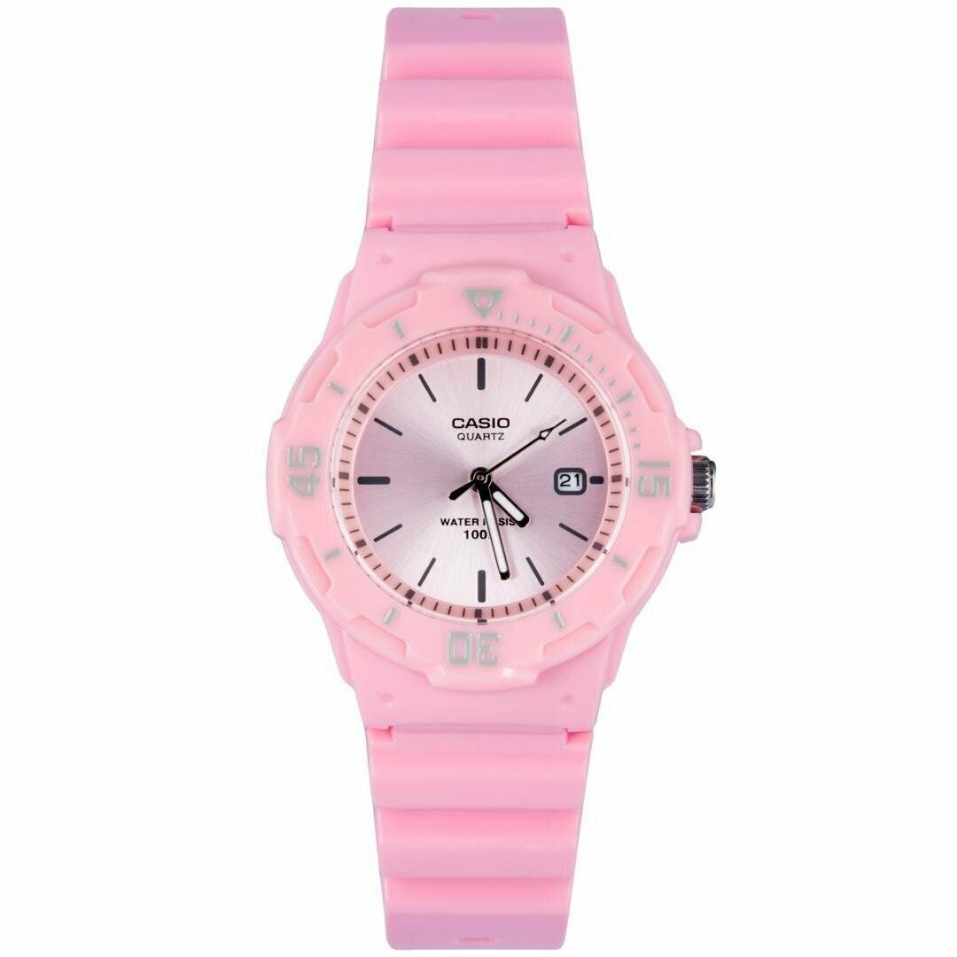Reloj CASIO mujer analogico LRW-200H-4E4