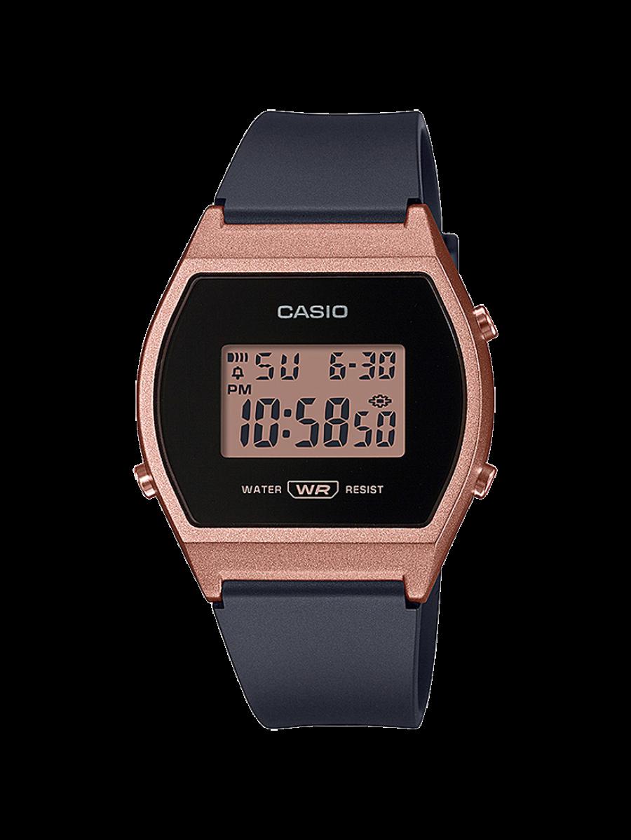Reloj casual mujer Casio LW-204-1A Luz Cronómetro water resist
