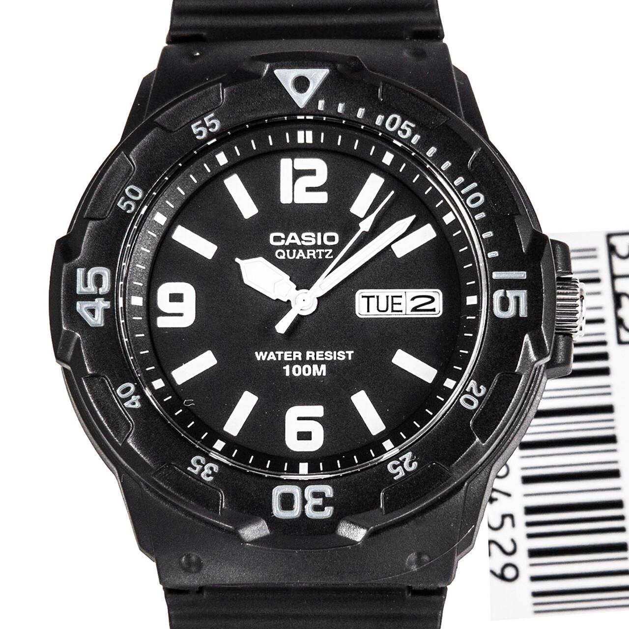 Reloj Casio hombre deportivo MRW-200H-1B2