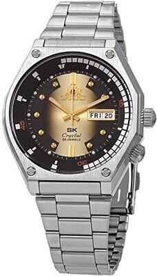 Reloj Buceo Hombre Automático Orient RA-AA0B01G SK Retro Legend correa acero
