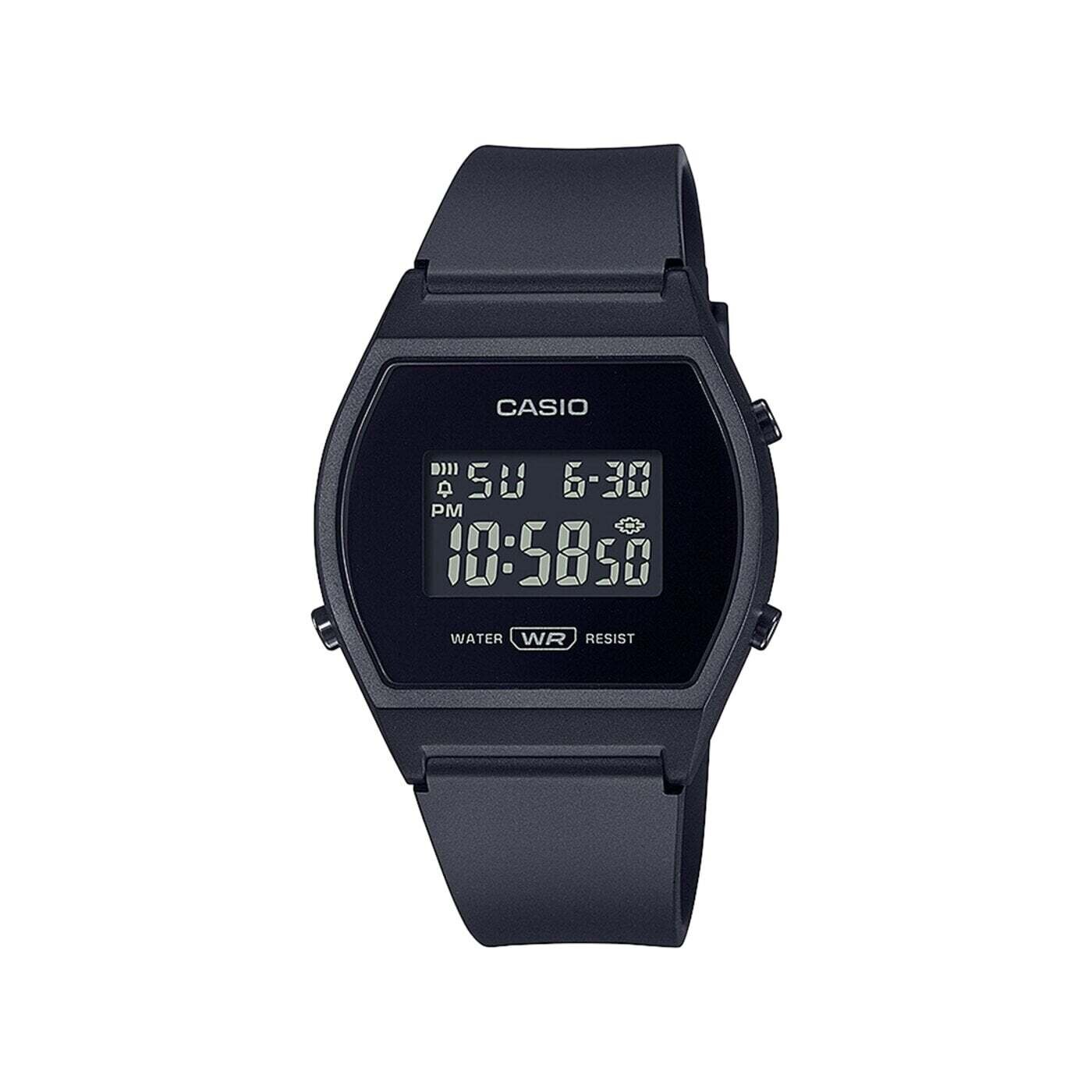 Reloj casual mujer Casio LW-204-1b Luz Cronómetro water resist