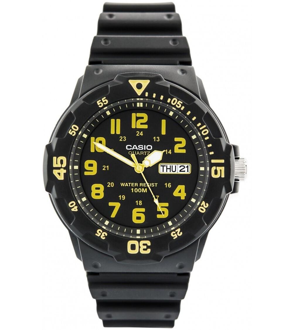 Reloj deportivo hombre CASIO MRW-200H-9bv water resist