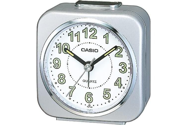 Despertador analogico CASIO TQ-143S-8EF