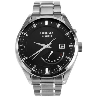 Reloj SEIKO KINETIC SRN045P1 Cristal Hardlex