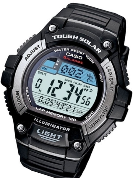Reloj Casio W-S220-1AV Tough Solar