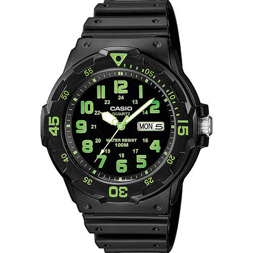 Reloj deportivo hombre CASIO MRW-200H-3BV water resist