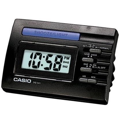Reloj despertador casio dq541-1r