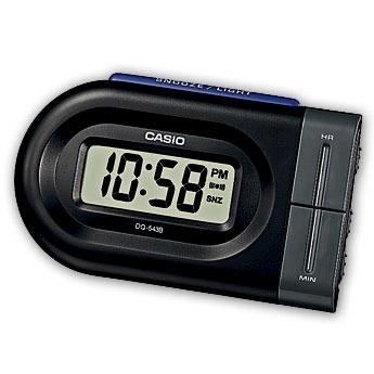 Despertador digital casio dq543b-1