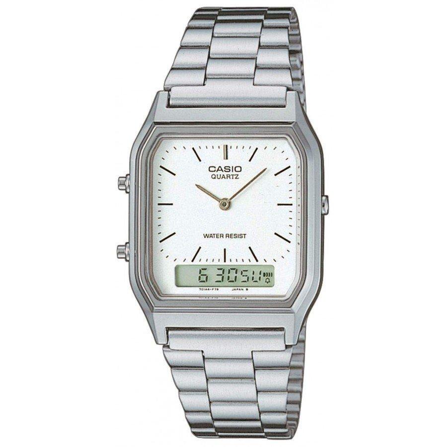 Reloj Casio AQ-230A-7D unisex analógico y digital