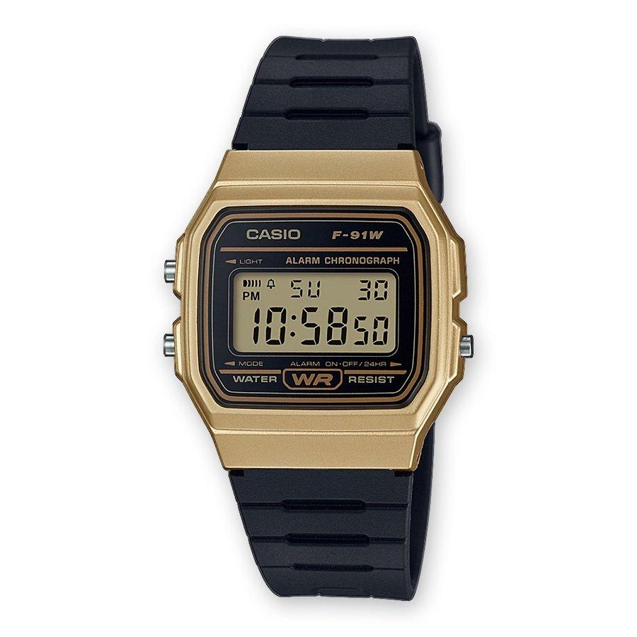 Reloj CASIO digital F-91WM-9AEF 100% original