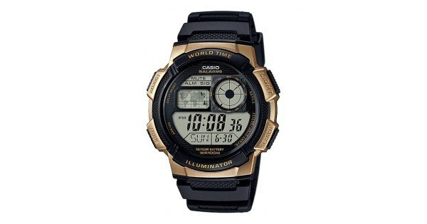 Reloj hombre Casio Digital AE-1000W-1A3