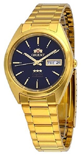 Reloj ORIENT automatico FAB00004D star gold