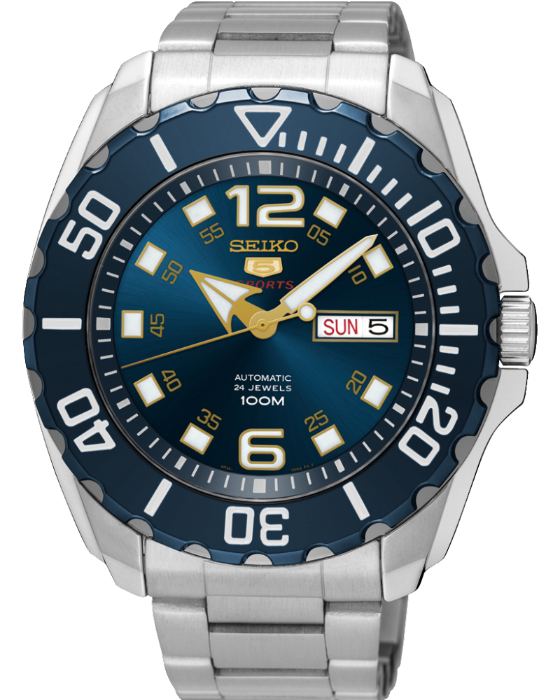 Reloj Seiko 5 Sports Automatic SRPB37K1