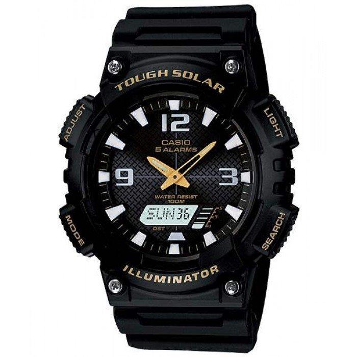 Reloj CASIO SOLAR AQ-S810W-1B