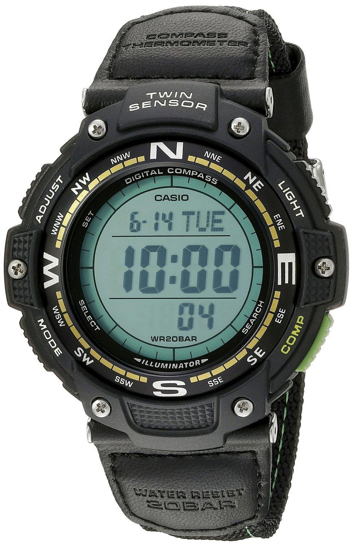 Reloj CASIO TWIN SENSOR SGW-100B-3A2