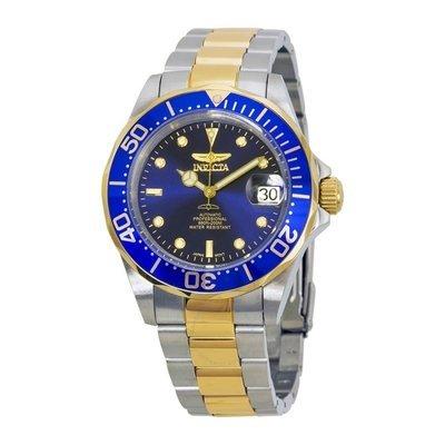 Reloj hombre automático INVICTA 8928OB buceo profesional 200m