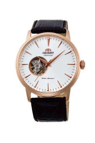 Reloj hombre automático Skeleton ORIENT Orient Automatic Watch FAG02002W correa cuero