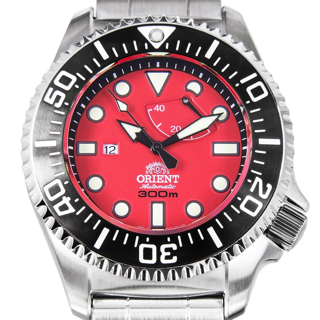 Reloj ORIENT PROFESSIONAL DIVERS SEL02003H 300M PRO SATURATION cristal zafiro POWER RESERVE