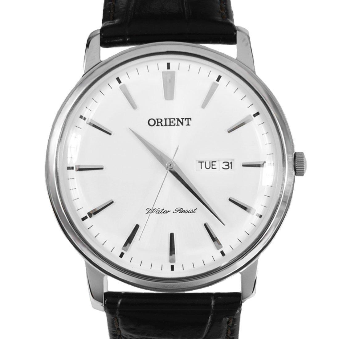 reloj hombre Orient CLASSIC CAPITAL FUG1R003W correa cuero cuarzo