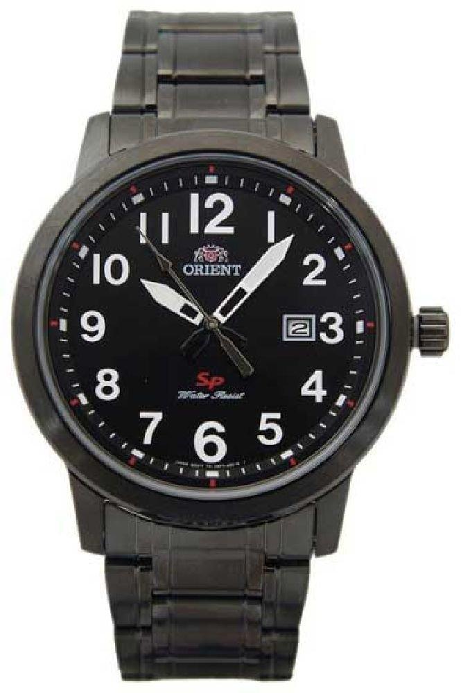 reloj hombre Orient FUNF1001B recubrimiento PVD baño iones acero inoxidable