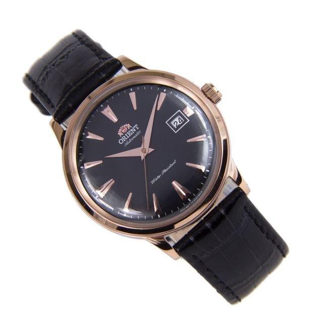 reloj hombre Orient Bambino FAC00001B automático - correa cuero